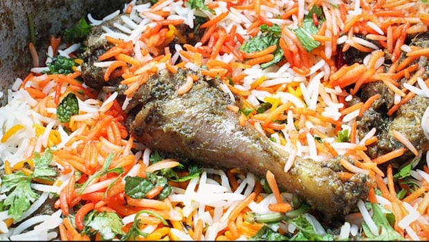 Move Over Chicken Biryani: Try This Scrumptious BBQ Chicken Biryani Recipe