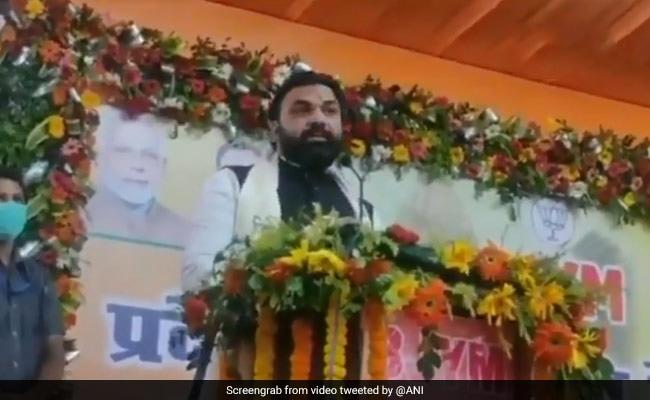 BJP Accepted Nitish Kumar As Chief Minister Despite JD(U) Having 43 Seats: Bihar Minister