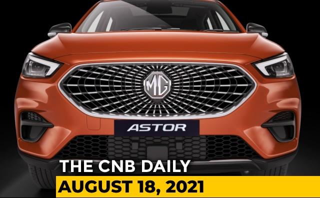 Video : 2021 Honda Amaze Facelift | MG Astor With AI | Tata Tigor EV Ziptron