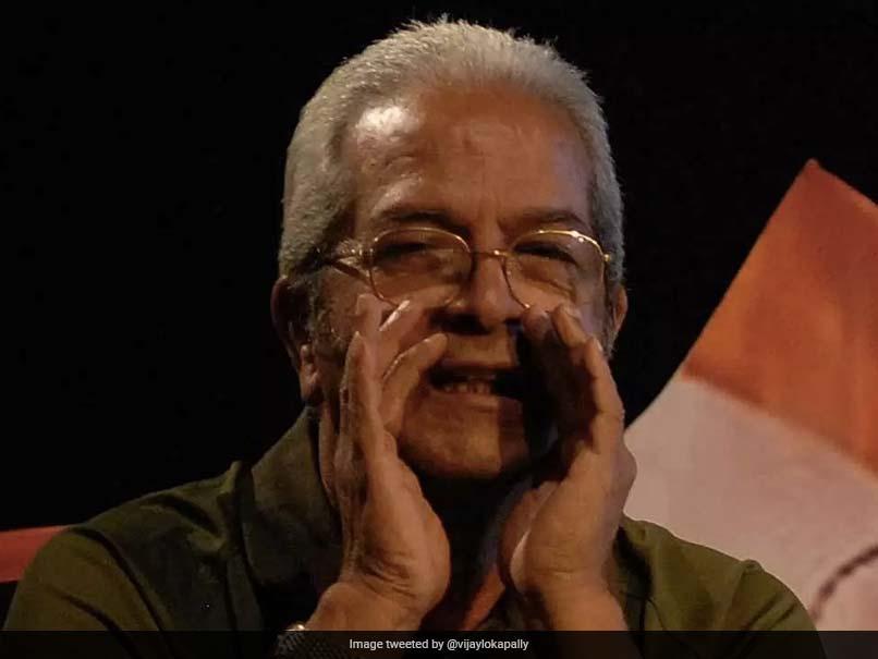 Iconic Coach Vasu Paranjape Dies, Sachin Tendulkar Pays Tribute