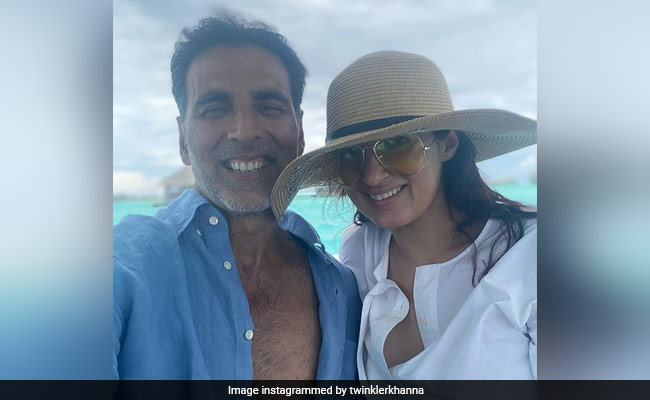 What Akshay Kumar Did To Impress Twinkle Khanna On The Sets Of Bell Bottom