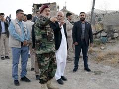 In Facebook Post, President Ghani Says Leaving Afghanistan; Kabul Falls