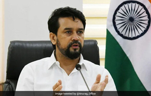 """""""Praying For His Long Life"""": PM Wishes Minister Anurag Thakur On Birthday"""