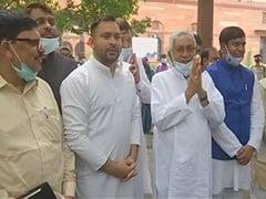United Over Caste Census, Rivals Nitish Kumar, Tejashwi Yadav Meet PM