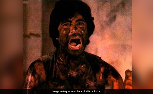 42 Years Of Kaala Patthar: Amitabh Bachchan Recalls His 'First Job' In A Coal Company