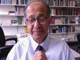 Video : Leasing Out Assets Worst Option, Kaushik Basu Tells NDTV