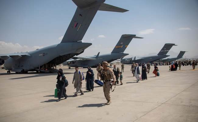 UK Says Evacuation Window At Kabul Airport Unlikely To Be Extended