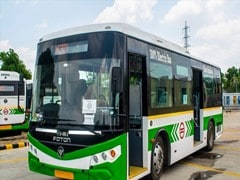 Delhi Metro To Start Electric Feeder Buses On These Routes From Thursday