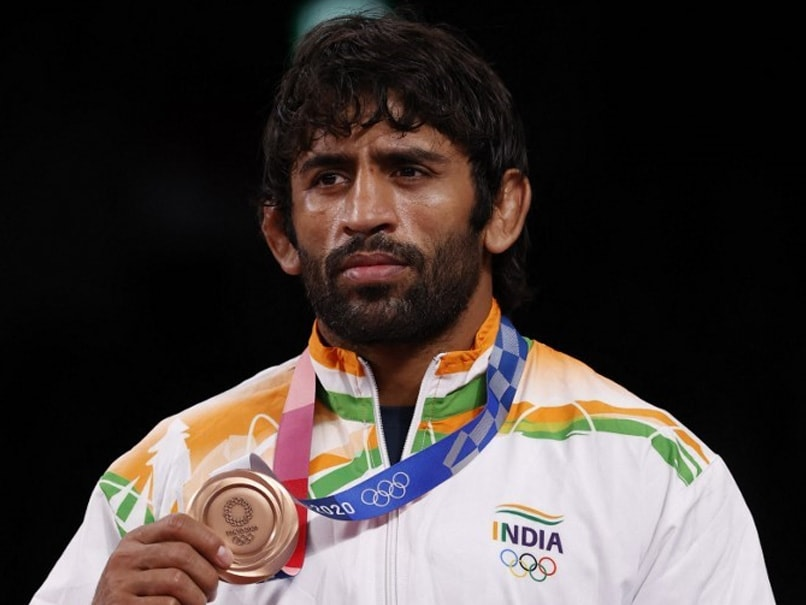 Bajrang Punia: Indian Wrestling Star Delivers The Goods With Tokyo Olympics Bronze