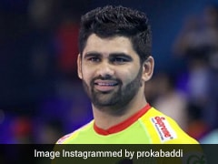 Pro Kabaddi League: Pradeep Narwal Becomes Most Expensive Player, Sold To UP Yoddha For Rs. 1.65 Crore