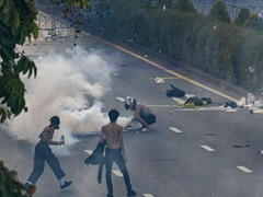 Clashes In Thailand As Pressure Builds On PM Over Covid Crisis