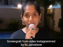 जैमी लीवर ने फ्रेंडशिप डे पर गाया अंग्रेजी में गाना, फैन्स बोले- क्या नहीं कर सकतीं आप...देखें Video