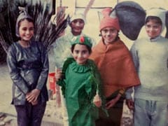 """Spot Dia Mirza In Her """"Fond Memory"""" From School Days"""