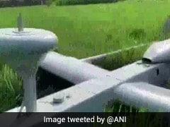 Air Force Initiates Inquiry Into Punjab Drone Crash Incident