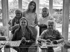 """Matriarchy"": Shweta Bachchan Shares Pic With Mom Jaya, Grandmother And Aunts"