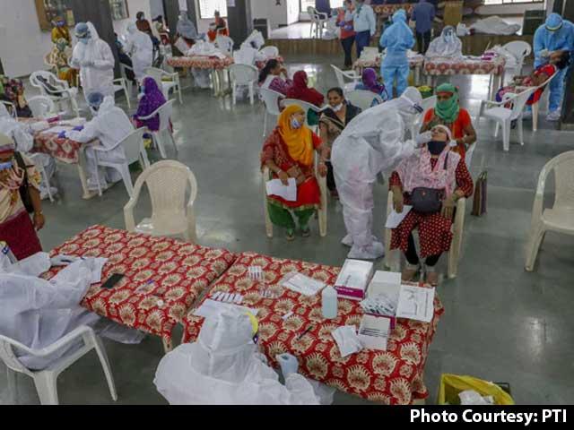 Video : 41,831 Fresh Coronavirus Cases In India, Marginally Higher Than Yesterday