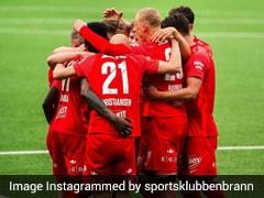 Norway Footballer Sacked, 10 Warned After Stadium Sex Romp