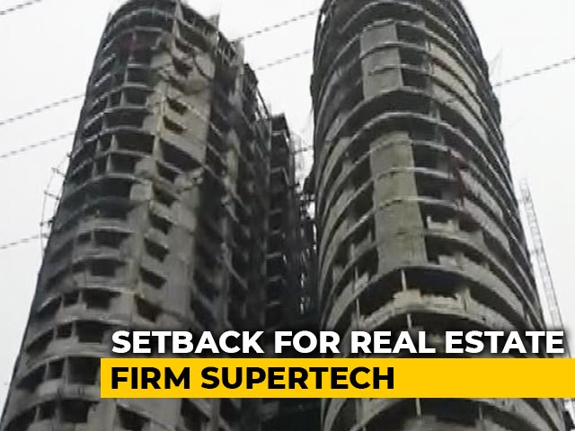 """Video : Supertech Noida Twin Towers To Be Razed, Supreme Court Cites """"Collusion"""""""