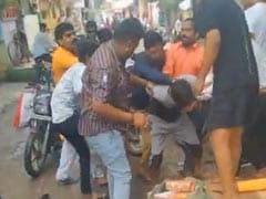 Mob Beats Muslim Bangle Seller In Indore, Minister Says Used Fake Name