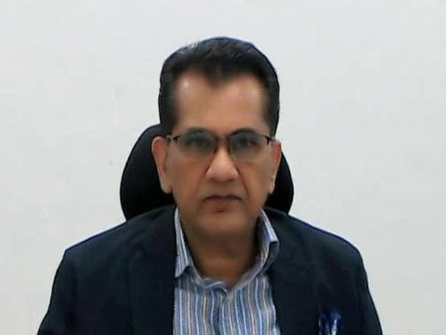 Video : ''Asset Monetisation To Enhance Capex, Revive Credit Flow'': Amitabh Kant To NDTV