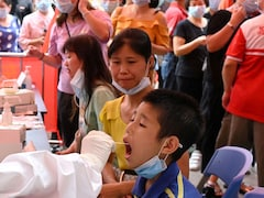 China Sees Highest Daily Covid Cases In Current Outbreak