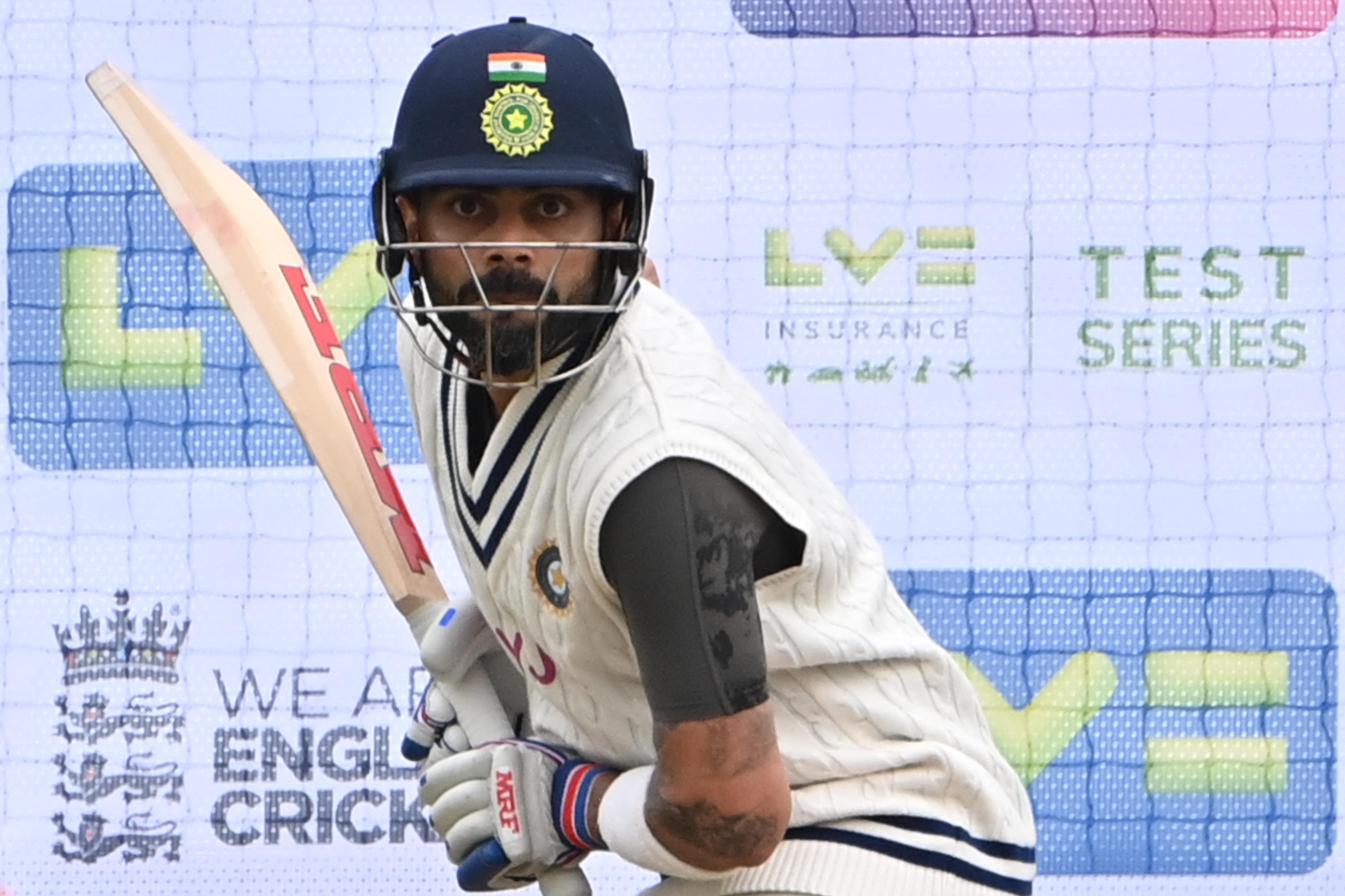 Eng vs Ind 1st Test: Virat kohli receives such taunts on social media after making such unwanted record