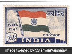 Ahead Of Independence Day, The Ultimate Throwback Pic, Courtesy Railways Minister
