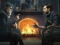 <I>Chehre</I> Review: Amitabh Bachchan Hogs The Footage In Whiny, Preachy Film