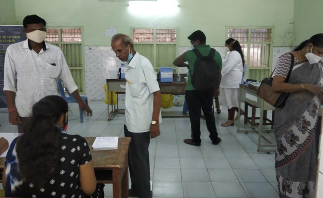 Tamil Nadu Sees Upward Trajectory Of Daily Covid Infections