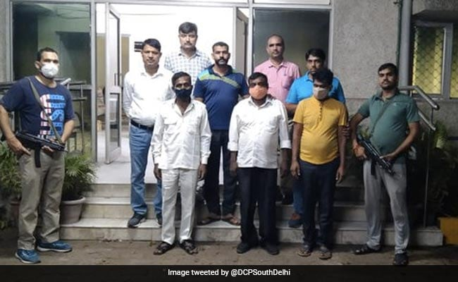 3 Arrested With Over 93 Kg Of Ganja Worth Rs 5.5 Crore In Delhi