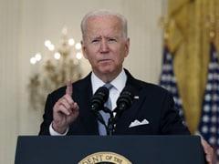 Under-Pressure Joe Biden To Speak To Nation On Afghanistan