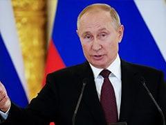 Vladimir Putin Orders Week-Long Paid Holiday As Covid Cases Soar In Russia