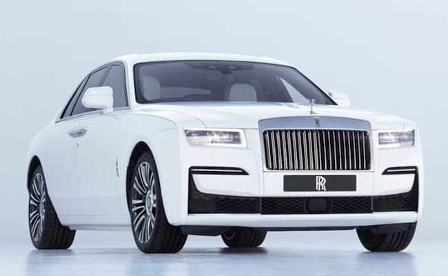 Rolls-Royce Sold By Bollywood Star Among Luxury Cars Seized In Bengaluru