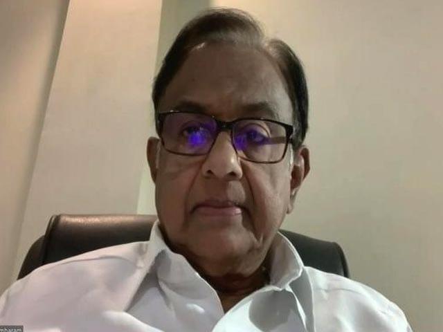 "Video : ""Centre Must Intervene,"" Says P Chidambaram On Rising Fuel Prices"
