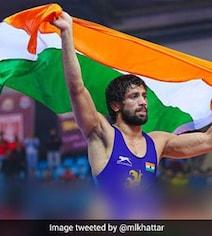 Wrestler Ravi Dahiya To Get Rs 4 Crore, Indoor Stadium In His Village