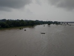 More Than 1,200 Villages Battle Flood Fury In UP, 59 Rescue Teams On Duty