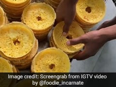 Ever Wondered How Ghevar Is Made At Sweet Shops? Viral YouTube Video Explains