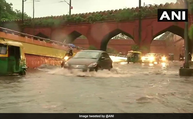 Delhi, Parts Of Haryana, UP To Receive Light To Moderate Rains: Weather Office