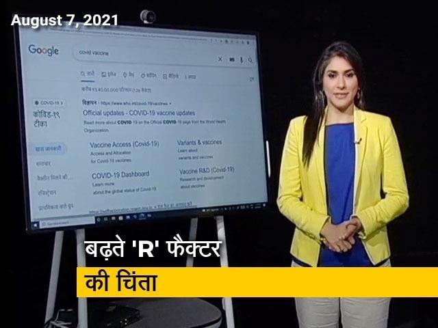 Videos : देश के कुछ राज्यों में लगातार बढ़ रहा है 'R' फैक्टर, केंद्र सरकार की बढ़ी चिंता