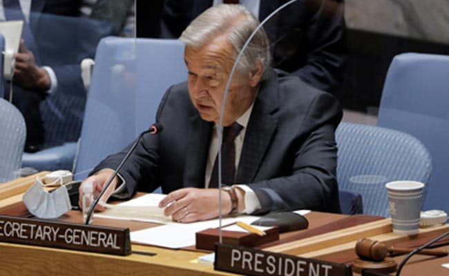 UN Security Council Pushes For Talks To Form New Afghan Government