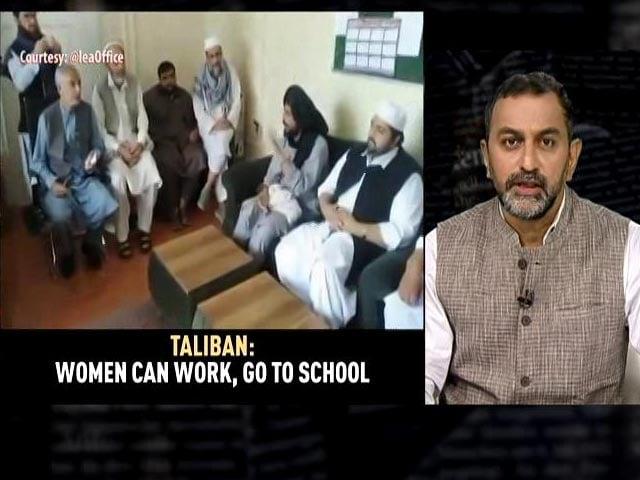 Video : Taliban's 'Moderate' Makeover: Propaganda or Genuine?