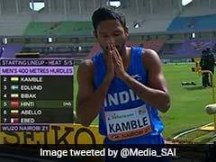 World Athletics U20 Championships: Hurdler Rohan Kamble Books Semifinal Berth