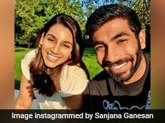 Sanjana Ganesan Binges On This Sweet Treat; And We Can't Help But Slurp