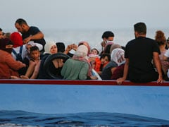 Over 700 Trying To Cross Mediterranean Rescued This Weekend: Aid Group