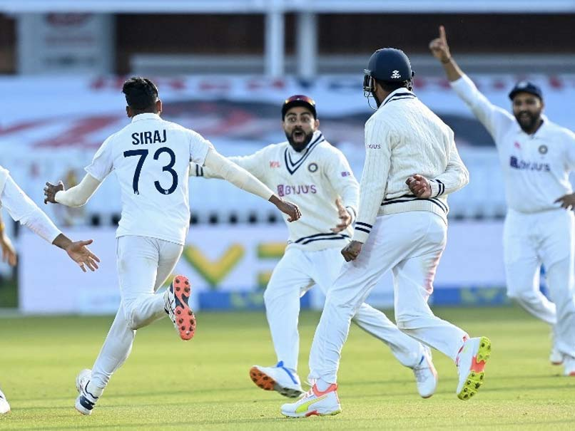 England vs India, 2nd Test: India Win Thriller At Lords To Take 1-0 Series Lead vs England