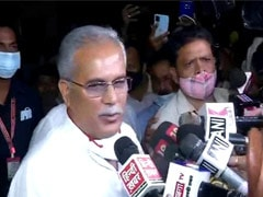 """""""No One Above Law"""": Chhattisgarh Chief Minister On Case Against Father"""