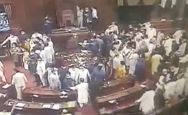 Congress 'Against Committee, Won't Name MP' To Probe Rajya Sabha Chaos
