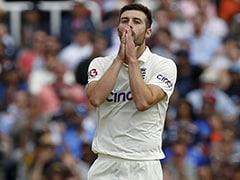 Mark Wood Injury Worry Adds To England's Concerns Against India