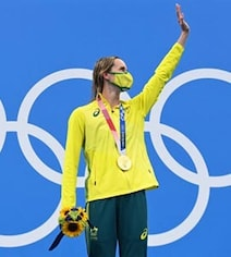 Australia's Emma McKeon 1st Woman To Win 7 Medals At Single Olympics
