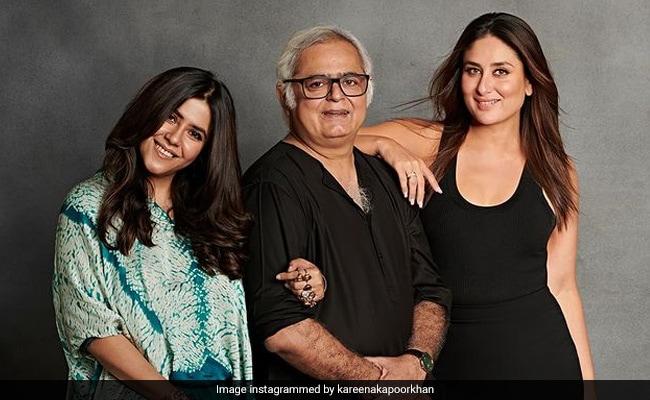 Kareena Kapoor Turns Producer. Her First Film Is With Hansal Mehta-Ekta Kapoor